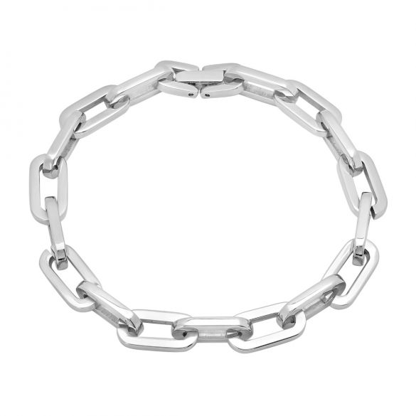 Stainless Steel Oval Cable Link
